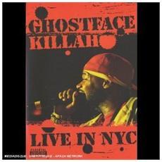 Ghostface Killah - Live In New York City