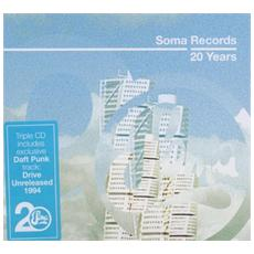 Soma Records: 20 Years (3 Cd)