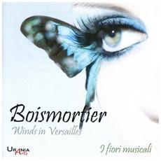 Boismortier Joseph Bodin De - Winds In Versailles - Sonate Per Flauto, Fagotto E Basso Continuo