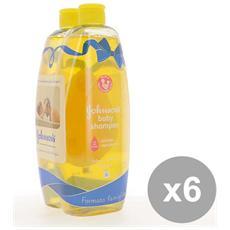 Set 6 Shampoo 750x2pz Classico