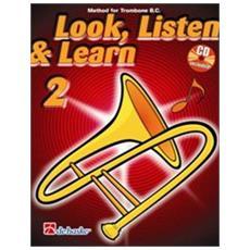 Ascolta Leggi & Suona 2 Trombone Ch Basso In Inglese Con Cd