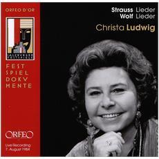 Christa Ludwig Liederabend