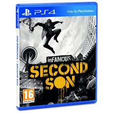 SONY - PS4 - Infamous: Second Son