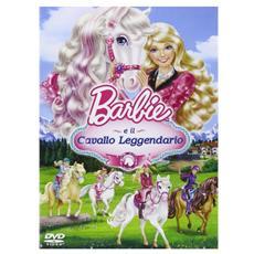 Barbie E Il Cavallo Leggendario