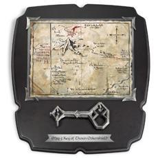 Lo Hobbit Chiave E Mappa Di Thorin Il Signore Degli Anelli Deluxe