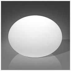 Ovale Lampada A Led Multicolore Da Interno / esterno Galleggiante