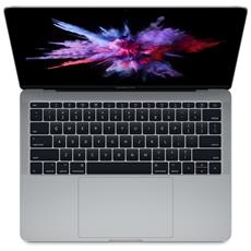 "MacBook Pro Monitor 13.3"" Retina Intel Core i5 Ram 8GB SSD 128GB 2xThunderbolt 3 OS X - Grigio Siderale"