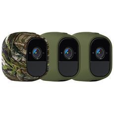 Custodia Protettiva in Silicone per Videocamere Arlo (Kit 3 Pezzi)