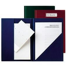 pz. 1 Cartelle Compla 71. blu 23x33cm 28007107