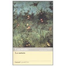 La natura. Testo latino a fronte