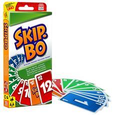 Skipbo Gioco Di Carte