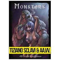 Monstars. Storie di mostri a fumetti