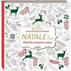 Libri Antistress (I) - Natale In Festa