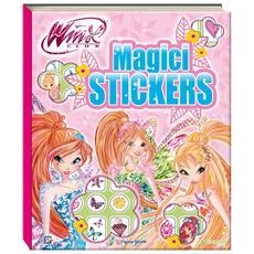 Winx Club - Magici Stickers