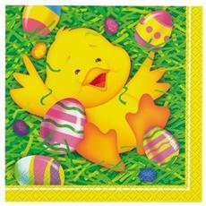 Tovaglioli Easter Ducky