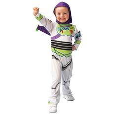 Costume Da Toy Story Buzz Lightyear Per Ragazzo 7 A 8 Anni