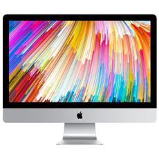 "iMac 27"" Retina 5K Intel Core i5 Quad Core 3.8 GHz Ram 8GB Hard Disk 2TB AMD Radeon Pro 580 8GB 4xUSB 3.0 2xThinderbolt 3 OS X"