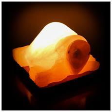 Lampada Di Sale Himalayano A Forma Di Tartaruga Da 3/4 Kg