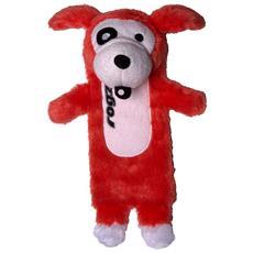 Thinz Peluche Per Cani Small (20 Cm) (rosso)