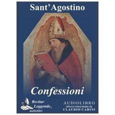 Confessioni. Ediz. integrale. Audiolibro. CD Audio formato MP3