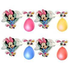 Set Decorazione Per Feste Disney In Carta da 1.80 m 2 Pz