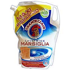 Lavatrice Liquido Sacco 23 Mis. Marsiglia Detergenti Casa