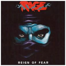 Rage - Reign Of Fear (2 Lp)