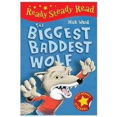 Biggest baddest wolf