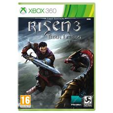 X360 - Risen 3: Titan Lords First Edition