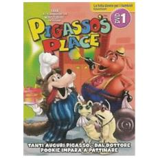 Dvd Pigasso's Place #01