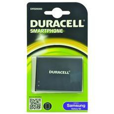 Batteria Telefono Cellulare DURACELL - 2100 mAh - Ioni di litio (Li-Ion) - 3,7 V DC - Batteria ricaricabile