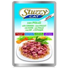 2472 Stuzzy Gatto, Gelatina Pollo 100 Gr.
