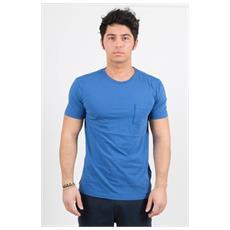 T-shirt Uomo Nantucket Taschino Blu Variante 1 S