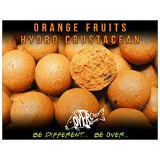 Boilies Orange Fruits Hydro Crustacean 16 Mm Unica Arancio