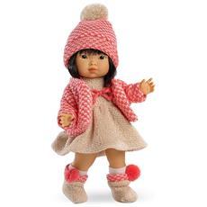 Bambola Valeria Asiatica 28 cm