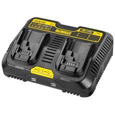 Caricabatterie Multivoltaggio Dcb102 18v