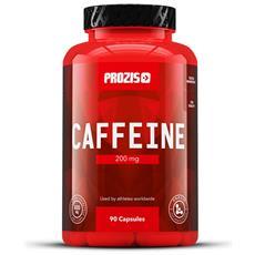 Caffeina 200mg 90 Capsule Rinvigorisce Doppia Caffeina Termogenico Prima Qualitá -