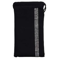 SWPOUCHS4N3 Custodia a sacchetto Nero custodia per cellulare