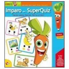 Libro Maxi Carotina Con I Super Quiz