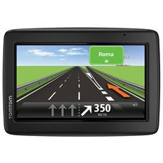 "START 25 M Display Touchscreen 5"" +Slot MicroSD Mappe Europa 22 Paesi + aggiornamento Mappe a Vita, USB Autovelox"