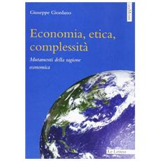 Economia, etica, complessit�