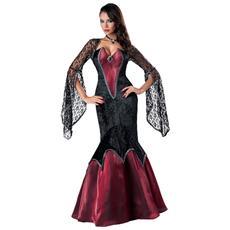 Costume Vampiro Deluxe - Taglia M - Lc8807