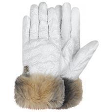 Guanti Donna Pad Eco Glove L Bianco