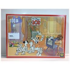 Puzzle Disney La Carica Dei 101 King 100 Pezzi Puzzle