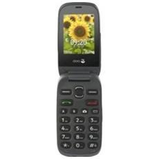 "2424 Senior Phone Display 2.4"" +Slot MicroSD Bluetooth Fotocamera Tasti Grandi e SOS Colore Graphite Bianco-Europa"