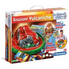 Eruzioni Vulcaniche Kit per esperimenti