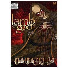 Dvd Lamb Of God - Walk With Me In Hell