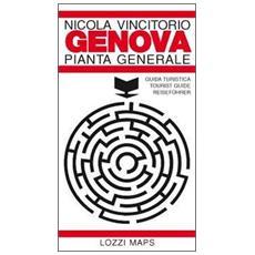 Genova pianta generale
