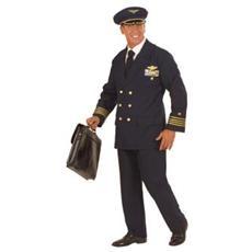 PILOTA (giacca, pantaloni, cappello) -M