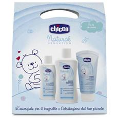 Trial Set Chicco Natural Sensation